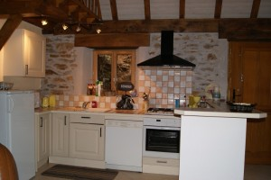 The kitchen of La Grange